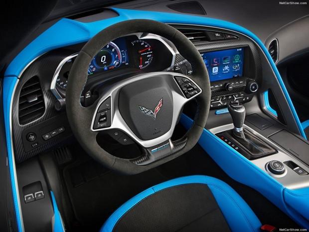Chevrolet Corvette Grand Sport 2017 - Page 4