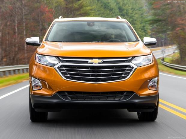 Chevrolet Equinox 2018 - Page 1