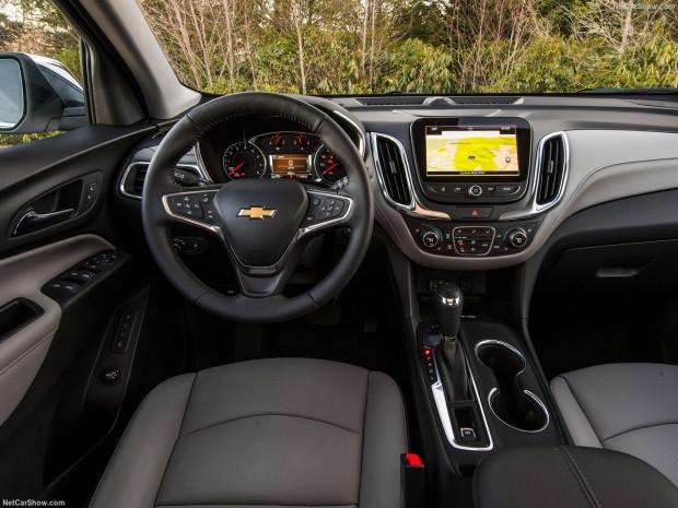 Chevrolet Equinox 2018 - Page 4