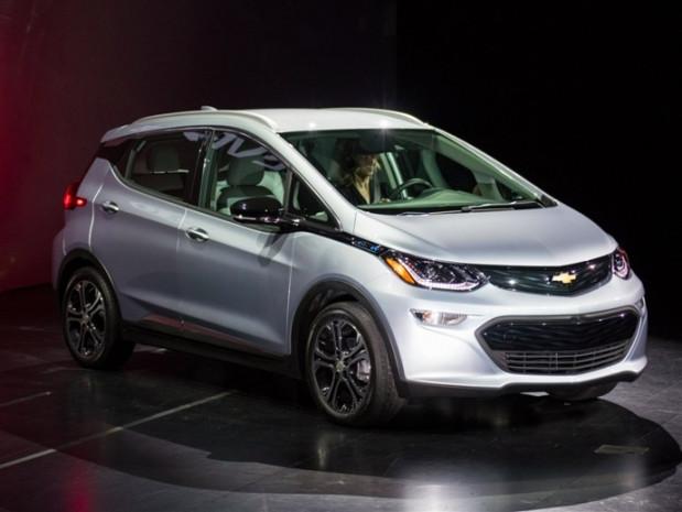 Chevrolet'in yeni elektrikli arabasının 7 muhteşem özelliği - Page 1