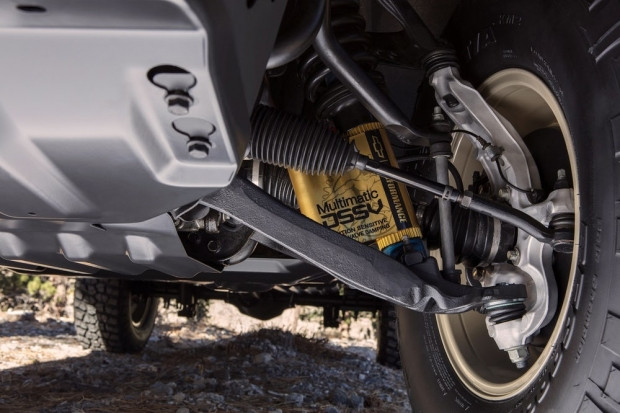 Chevy, Colorado ZR2'yi off-road pikapına dönüştürdü - Page 2