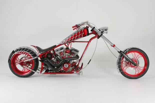Chopper tarzı muhteşem motorsikletler - Page 1