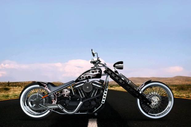 Chopper tarzı muhteşem motorsikletler - Page 3