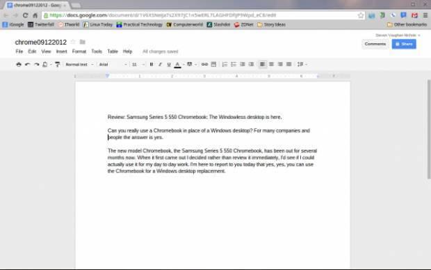 ChromeBook'tan görüntüler ! - Page 4