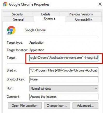 Chrome'u gizli modda kullananlar dikkat! - Page 2