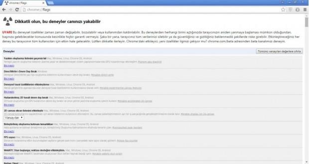 Chrome'un Kesinlikle Bilmediğiniz 11 Gizli Özelliği! - Page 1