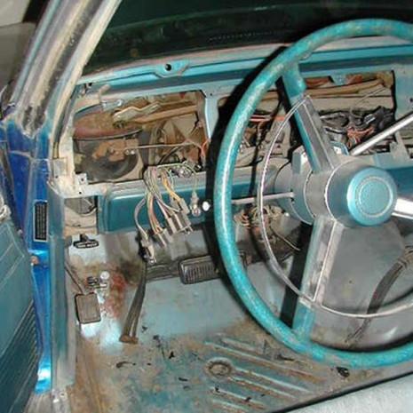 Chrysler 1968 Charger'ın inanılmaz değişimi - Page 1