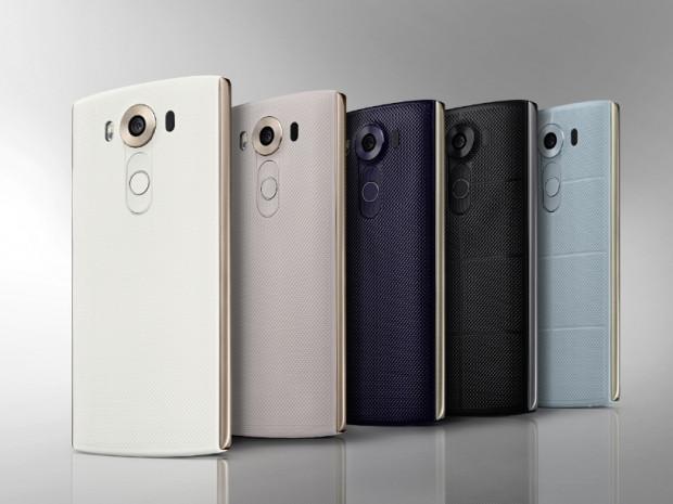 Çift ekranlı LG V10 artık resmi! - Page 1