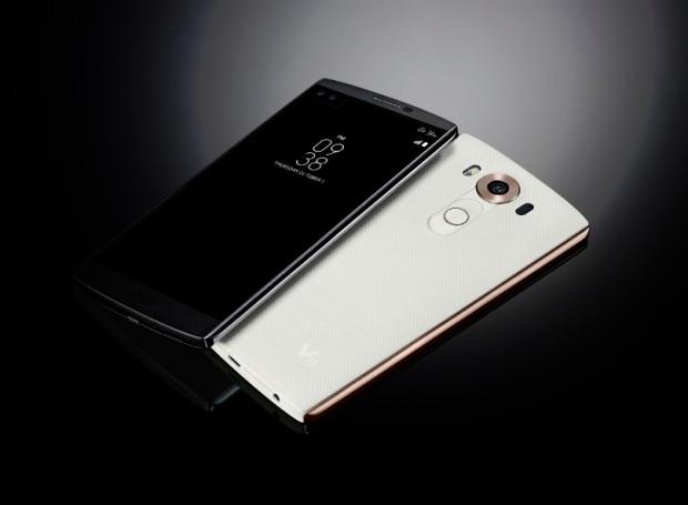 Çift ekranlı LG V10 artık resmi! - Page 2