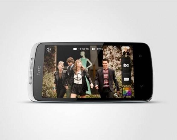 Çift SIM kartlı HTC Desire 500 - Page 1