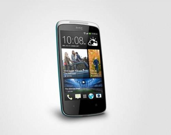 Çift SIM kartlı HTC Desire 500 - Page 2