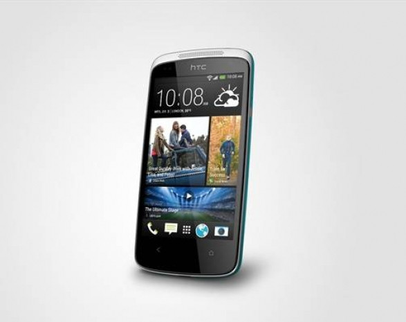 Çift SIM kartlı HTC Desire 500 - Page 3