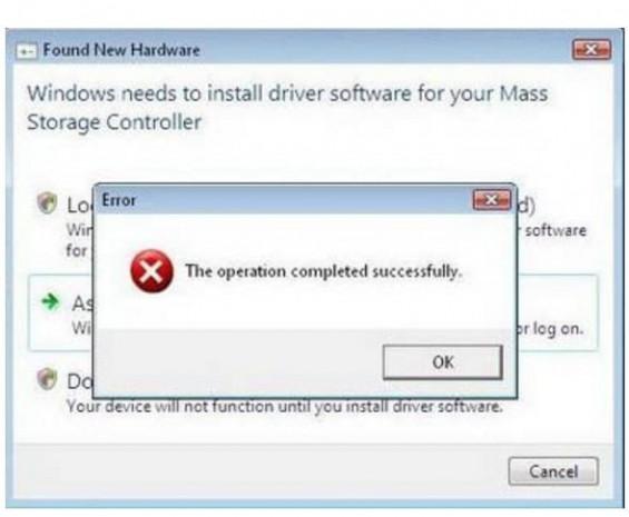 Çıldırtan Windows hataları! - Page 3