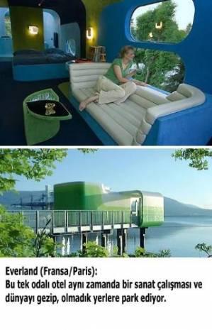 Çılgın mimarlardan akla zarar oteller! - Page 1
