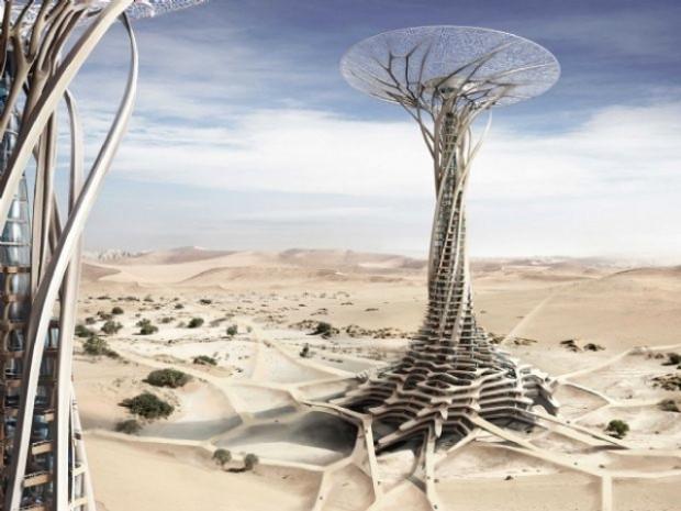 Çılgın mimarların çılgın gökdelen projeleri - Page 2