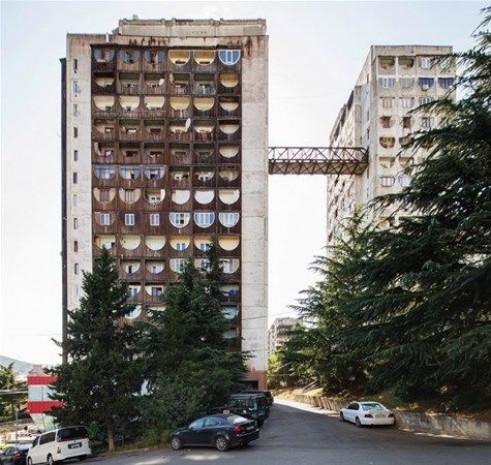 Çılgın Sovyet mimarisinin örnekleri - Page 1