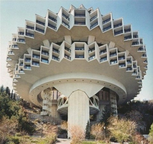Çılgın Sovyet mimarisinin örnekleri - Page 2