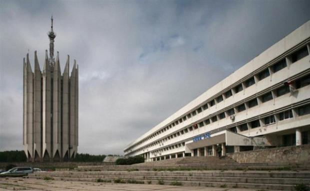 Çılgın Sovyet mimarisinin örnekleri - Page 3