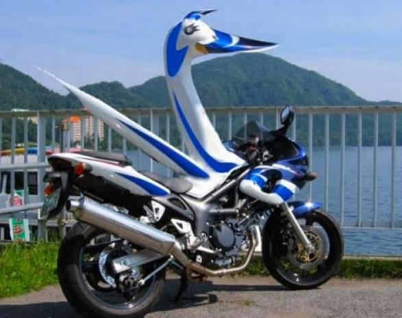 Çılgınlara özel Motosikletler - Page 2