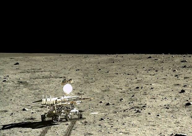 Çin Ay'a ait en net görüntüleri paylaştı - Page 1