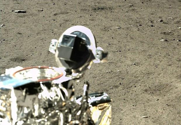 Çin Ay'a ait en net görüntüleri paylaştı - Page 3