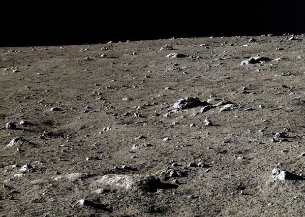 Çin Ay'a ait en net görüntüleri paylaştı - Page 4