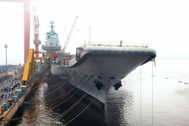 Çin bu gemiyle Amerika'yı titretti! - Page 3