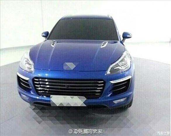 Çin, Porsche Macan'ı kopyaladı adına Zotye, SR8 dedi! - Page 2