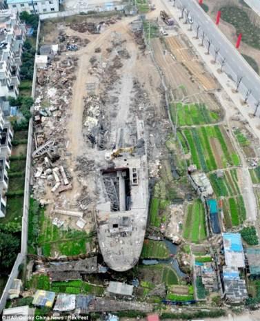 Çin'de beton gemi yaptılar - Page 1