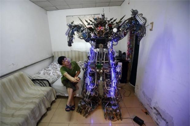 Çin'de sıradan insanlar tarafından bulunan ilginç icatlar - Page 1
