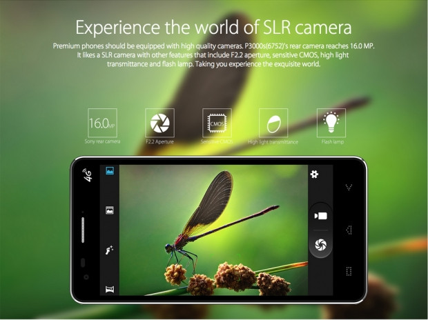 Çin'in en ucuz Android telefonları - Page 4