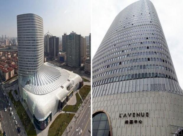 Çinde yapılan ve yapılacak olan tuhaf binalar - Page 4
