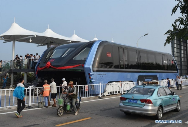 Çin'den akıllara zarar otobüs Homegrown - Page 1
