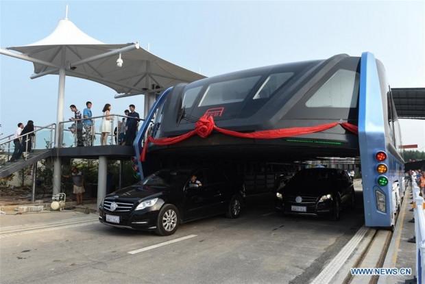 Çin'den akıllara zarar otobüs Homegrown - Page 3