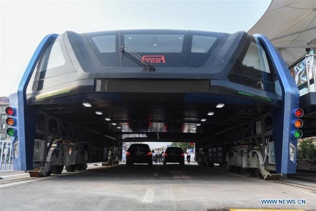 Çin'den akıllara zarar otobüs Homegrown - Page 4