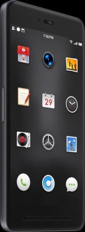 Çin'den etkileyici tasarıma sahip akıllı telefon: Smartisan T2 - Page 1