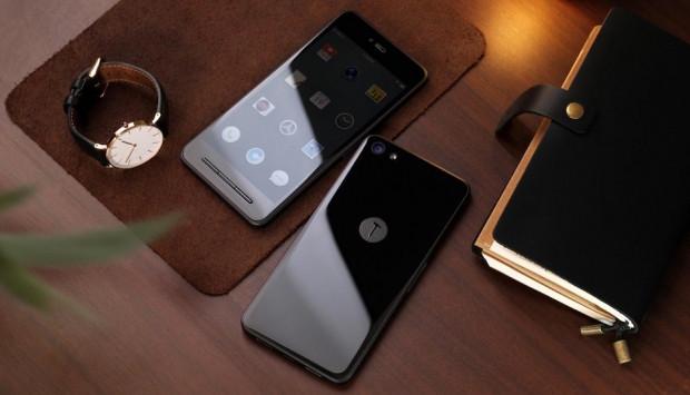 Çin'den etkileyici tasarıma sahip akıllı telefon: Smartisan T2 - Page 3