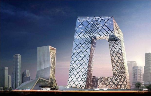 Çin'in bir garip binaları - Page 3