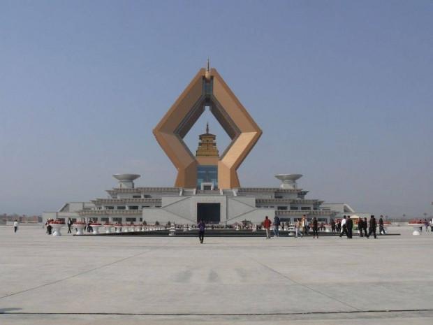 Çin'in bir garip binaları - Page 4