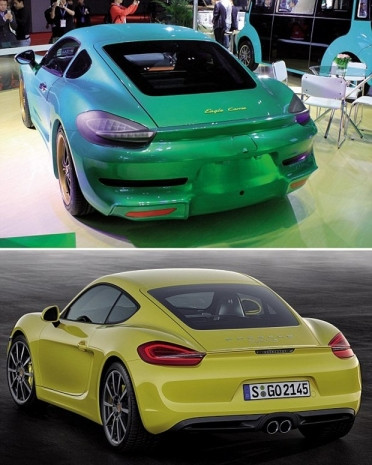 Çin'in birebir kopya ettiği otomobilleri - Page 4