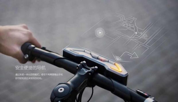 Çin'in Google'ı Baidu'dan akıllı bisiklet - Page 3