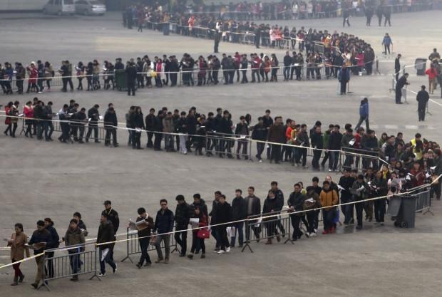 Çin'in ne kadar kalabalık olduğunun 25 kanıtı! - Page 1