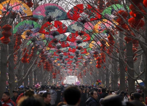 Çin'in ne kadar kalabalık olduğunun 25 kanıtı! - Page 2