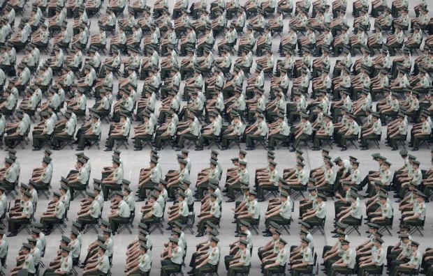 Çin'in ne kadar kalabalık olduğunun 25 kanıtı! - Page 4