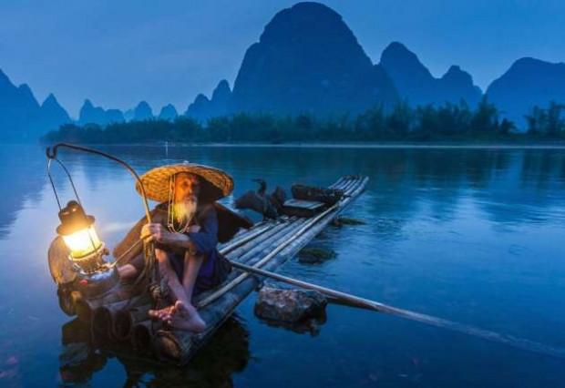 Çinli balıkçıların şeytani zekası - Page 1