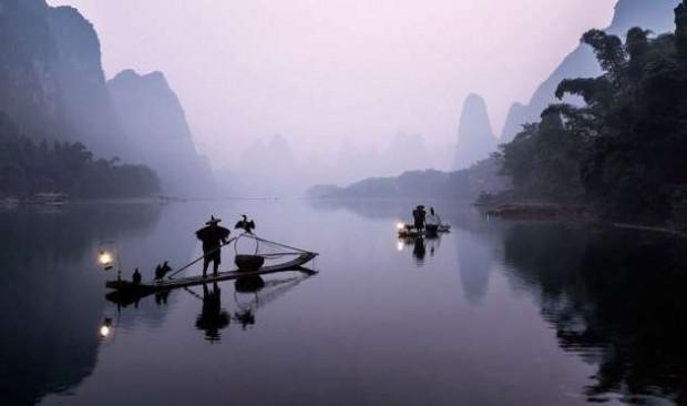 Çinli balıkçıların şeytani zekası - Page 4