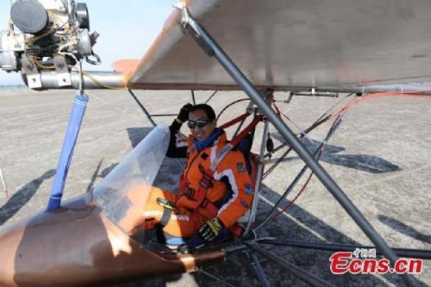 Çinli mucit kendi imkanlarıyla uçak yaptı - Page 1
