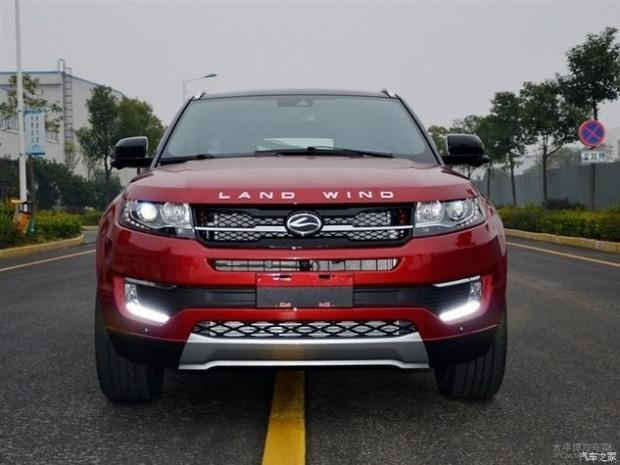 Çinli Range Rover kopyası Evoque yok satıyor - Page 2