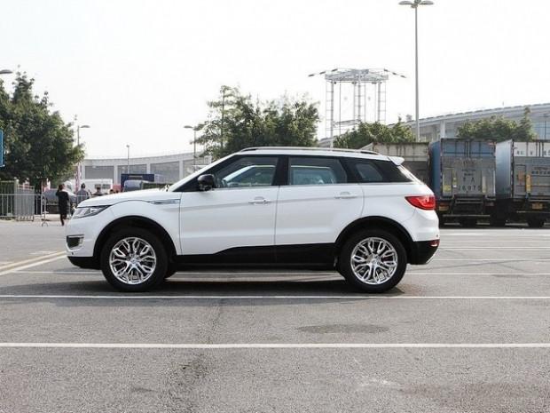 Çinli Range Rover kopyası Evoque yok satıyor - Page 3