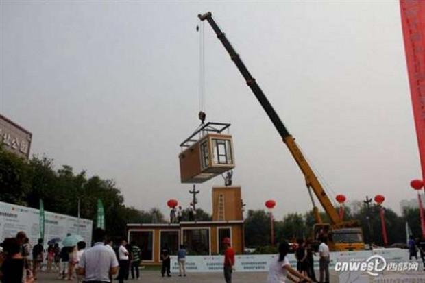 Çinliler 3 saatte ev inşa ettiler - Page 4
